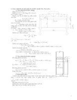 Đồ án kết cấu thép 2 thiết kế nhà công nghiệp một tầng một nhịp L=24m