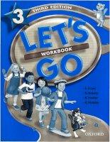 let''''s go 3 workbook