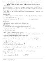 tài liệu ôn tập vật lý 12