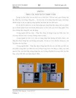 thiết kế máy cắt thép tấm