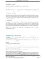 Bí kíp tự học IELTS Speaking  các bước tự ôn luyện để được điểm IELTS Speaking cao