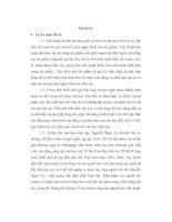 Nghệ thuật trần thuật trong tập truyện ngắn Cánh đồng bất tận của Nguyễn Ngọc Tư
