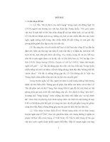 Hình tượng nhân vật trí thức trong truyện ngắn của Lỗ Tấn