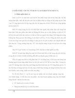 HOẠCH ĐỊNH CHIẾN LƯỢC MARKETING TOÀN CẦU CHO DU LỊCH BIỂN ĐẢO NHA TRANG ĐỐI VỚI DU KHÁCH NGA – DOANH NGHIệP NHATRANG TURISTIK