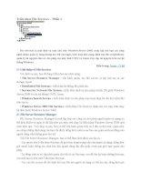 Triển khai file services