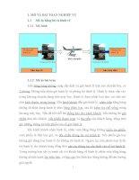 báo cáo tiểu luận - thiết kế hệ thống thông tin trông gửi hành lý