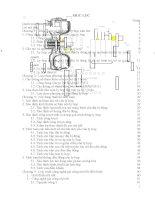 Tính toán thiết kế cụm ly hợp cho ôtô tải trung bình KAMAZ