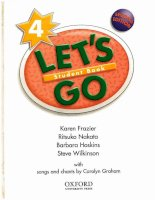 oxford - lets.go.4 students book