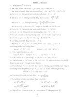 270 bài tập bồi dưỡng học sinh giỏi toán 9