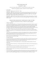 TCVN 6777 : 2007 DẦU MỎ VÀ SẢN PHẨM DẦU MỎ  PHƯƠNG PHÁP LẤY MẪU THỦ CÔNG
