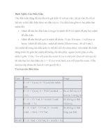 Lý thuyết câu điều kiện trong tiếng anh và một số bài tập