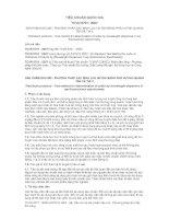 TCVN 6701: 2007 SẢN PHẨM DẦU MỎ  PHƯƠNG PHÁP XÁC ĐỊNH LƯU HUỲNH BẰNG PHỔ HUỲNH QUANG TÁN XẠ TIA X