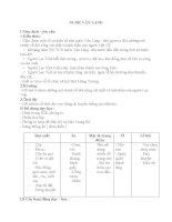 Giáo án lịch sử 4 bài 1 nước văn lang