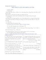 bài 2 điện trở của dây dẫn-định luật ôm - giáo án vật lý 9 - gvh.đ.khang
