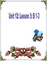English 6: Unit 12: Sports & Pastimes: L3: P1-3