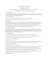 TCVN 2693 : 1995 SẢN PHẨM DẦU MỎ  PHƯƠNG PHÁP XÁC ĐỊNH ĐIỂM CHỚP LỬA CỐC KÍN