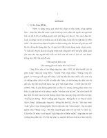 Nhân vật trong bộ tiểu thuyết Bão táp triều trần của Hoàng Quốc Hải