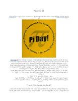 Ngày số pi