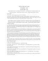 TCVN 6325 : 2007 SẢN PHẨM DẦU MỎ  XÁC ĐỊNH TRỊ SỐ AXIT – PHƯƠNG PHÁP CHUẨN ĐỘ ĐIỆN THẾ