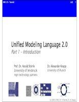 3.unified modeling language 2.0
