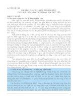 Chuyên đề Phương pháp dạy học  tích hợp liên môn  Ngữ văn THCS