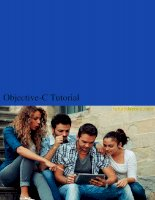objective C tutorial english ebook