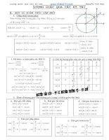 Chuyên đề: Kĩ thuật giải Phương trình Lượng giác qua các kì thi