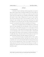 Yếu tố vô thức và sự đổi mới tổ chức tự sự trong tiểu thuyết Nguyễn Bình Phương