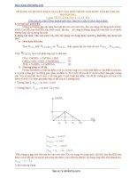Phương pháp đồ thị trong giải toán hóa học.