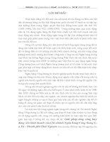 GIẢI PHÁP TĂNG CƯỜNG HUY ĐỘNG vốn KINH DOANH của CHI NHÁNH NHCT (VIETTINBANK)