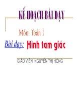 BÀI 4 HINH TAM GIAC
