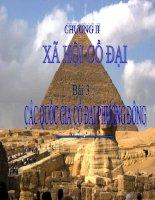 bài giảng lịch sử 6 bài 4 các quốc gia cổ đại phương đông