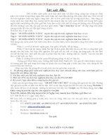 CHÌA KHÓA VÀNG 1 VÀ 2/30: LUYỆN THI CẤP TỐC  PP  QUY ĐỔI VÀ ĐỒ THỊ