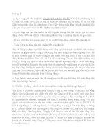 bài tập luật doanh nghiệp 1