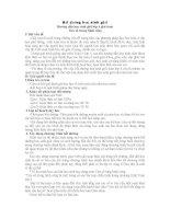 Chuyên đề bồi dưỡng HSG lớp 4 giải toán tìm số trung bình cộng