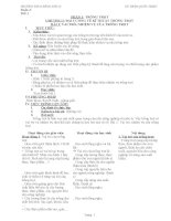 Công Nghệ 7 - 3 cột (CKTKN)