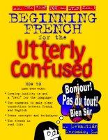 học tiếng Pháp cơ bản bằng tiếng Anh