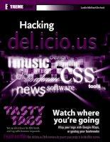 Hacking del.icio.us (2006)