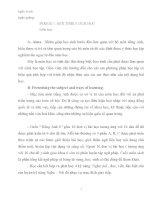 Giáo án tiếng anh 6 (trọn bộ)