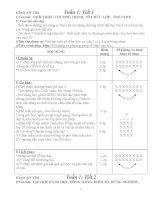 GA Thể dục lớp 4 cả năm - Cực chuẩn