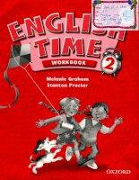 English time workbook 2