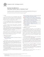 ASTM D976  06 Standard Test Method for Calculated Cetane Index of Distillate Fuels