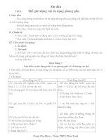 Giáo Án Sinh Học 7.3 cột( cả năm)