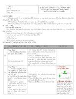 Giáo án Vật lý 9 ( 4 cột )