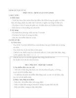 giáo án vật lý 11 bài 1 điện tích.định luật cu-lông