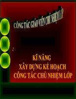tap huan cong tac chu nhiem nam hoc 2011-2012