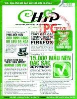Tạp chí Echip số 525