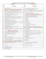 Giáo án hóa học 9 ( chuẩn KTKN)
