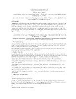 TIÊU CHUẨN QUỐC GIA TCVN 9141:2012 CÔNG TRÌNH THỦY LỢI - TRẠM BƠM TƯỚI, TIÊU NƯỚC - YÊU CẦU THIẾT KẾ THIẾT BỊ ĐỘNG LỰC VÀ CƠ KHÍ