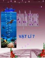 bài giảng vật lý 7 bài 14 phản xạ âm-tiếng vang